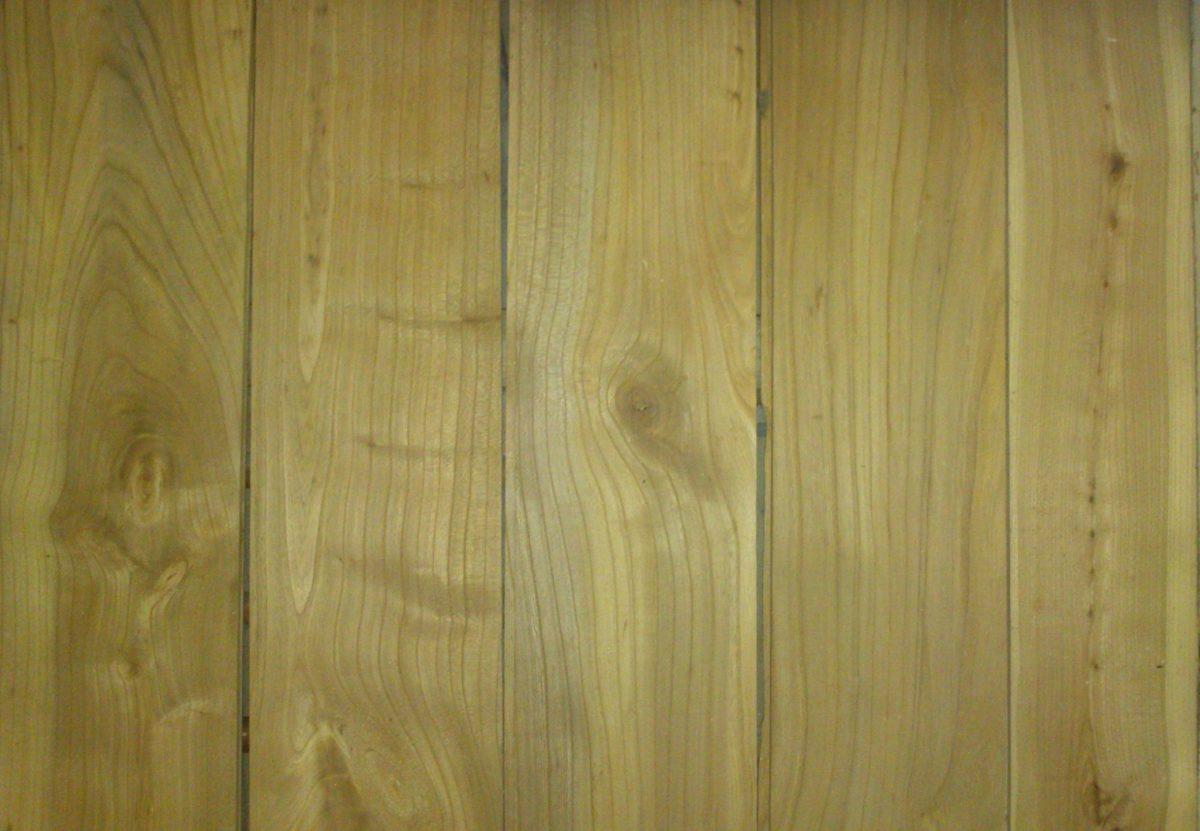 T&G Elm floor boards