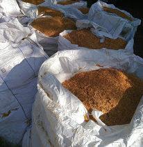 Dumpy Bags full of Sawdust