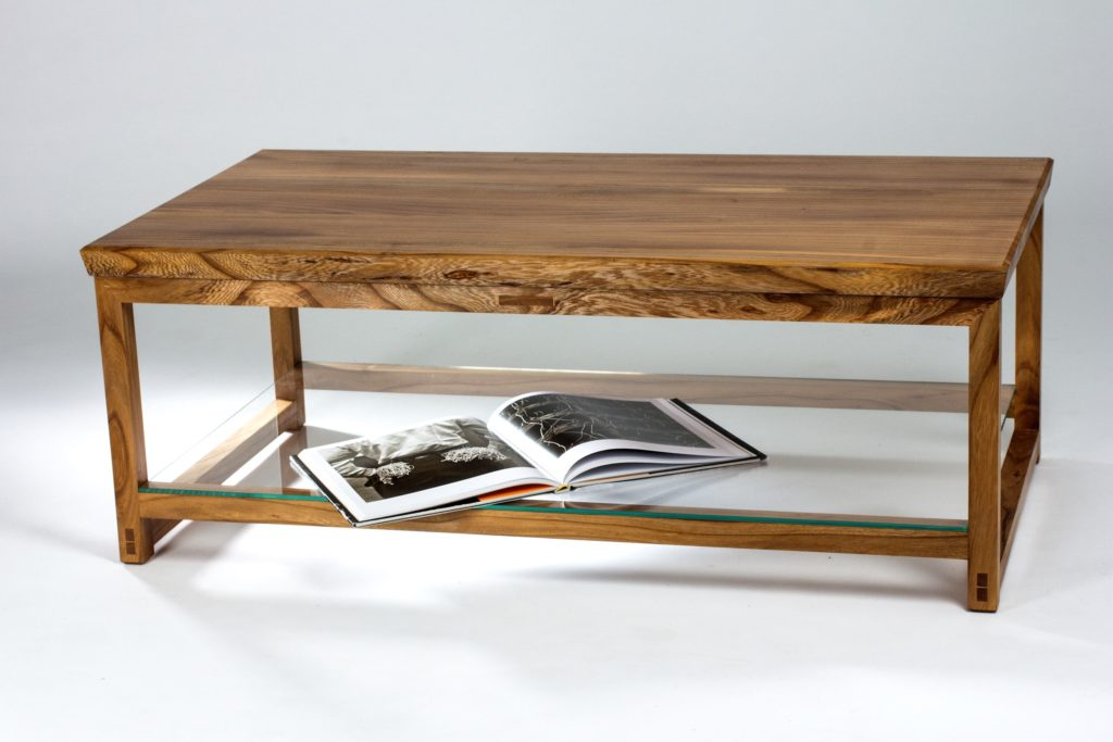 Table in Elm by Paul Tout